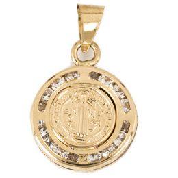 586179f29f0 Vista rápida. Medalla San Benito ...