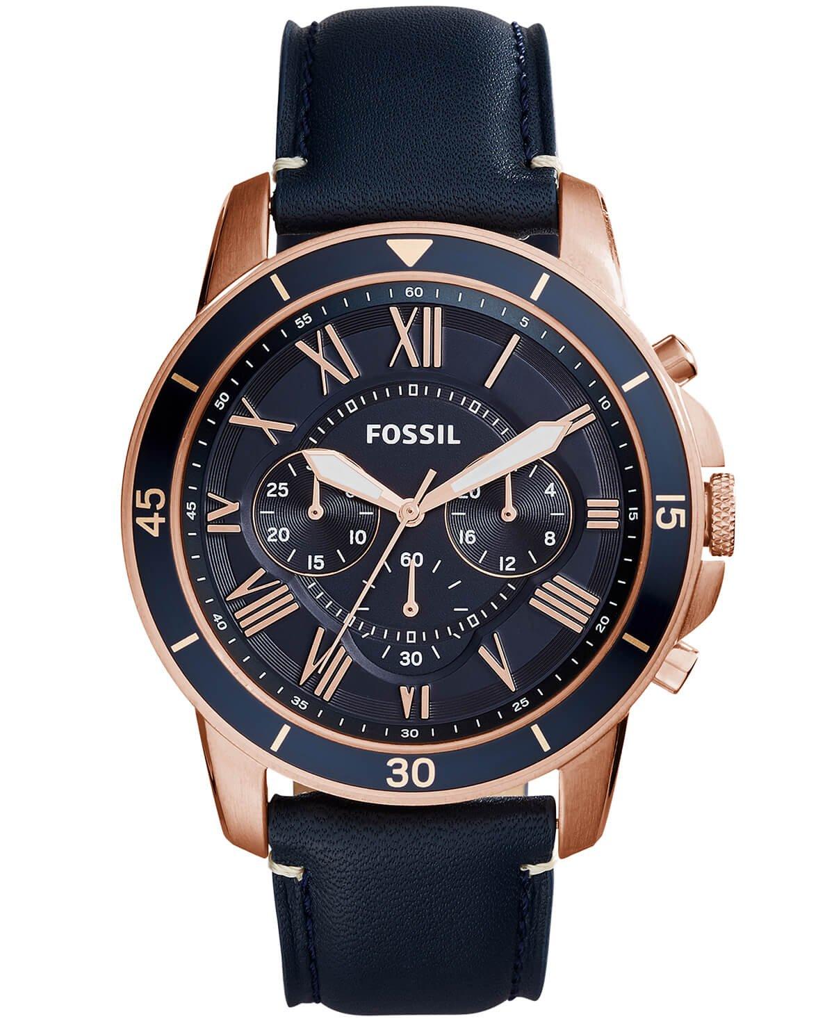 b7fa101b06ba Reloj Caballero Fossil FS5237