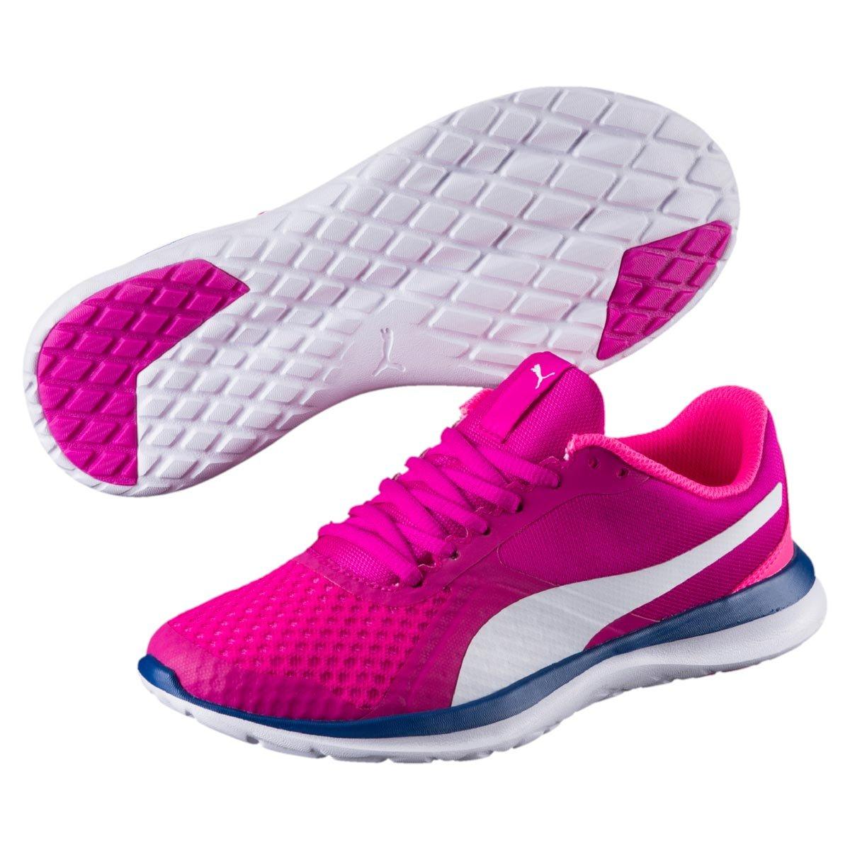 2tenis puma mujer running rosa