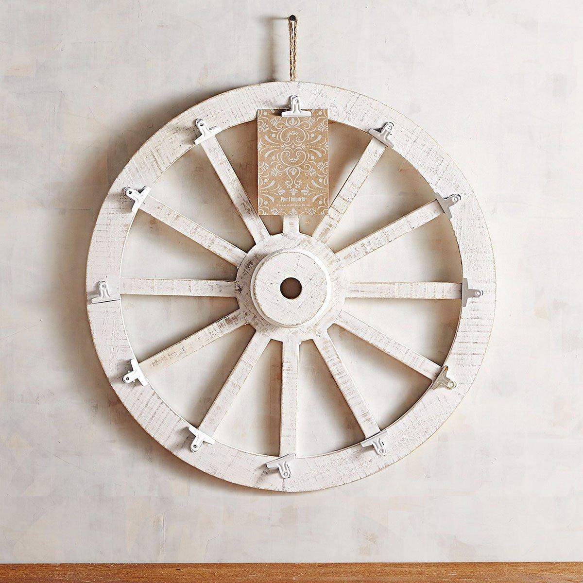Portarretrato Wagon Wheel Pier 1 Imports   SEARS.COM.MX - Me entiende!