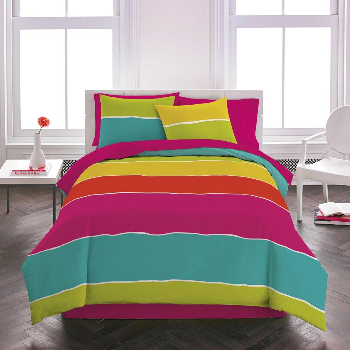 Edredón Colors Agatha Ruiz De La Prada   Individual   SEARS.COM.MX