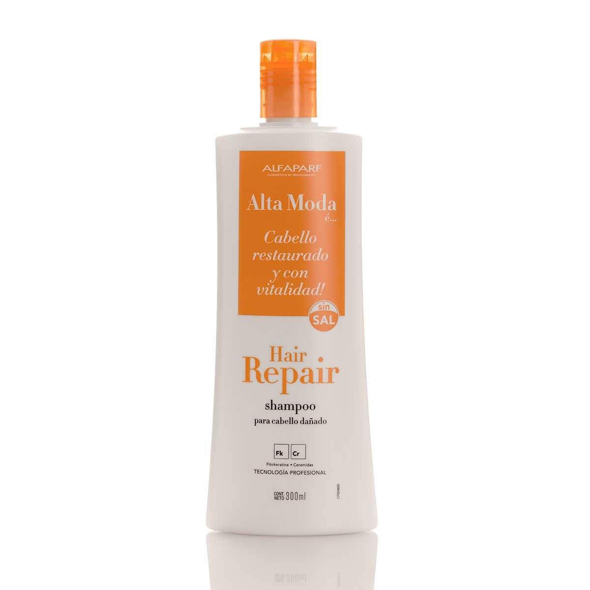 Shampoo cosmético reconstrucción Alfaparf de 300 m  e0074f800b6c