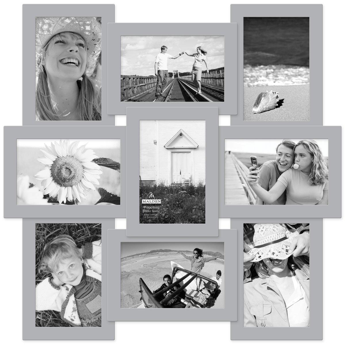 Portaretarto gris berkshire collage 9op Malden | SEARS.COM.MX - Me ...