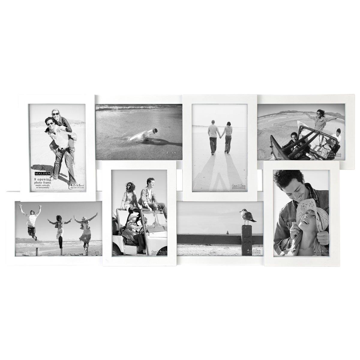 Portaretrato blanco junction collage 8op. Malden | SEARS.COM.MX - Me ...