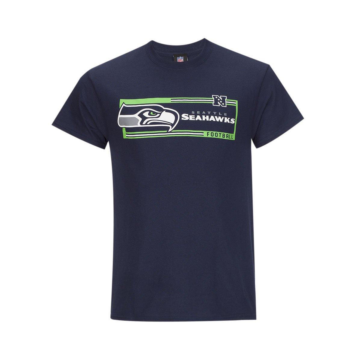 Playera Seattle Seahawks Nfl- Caballero  d09a1466a4c