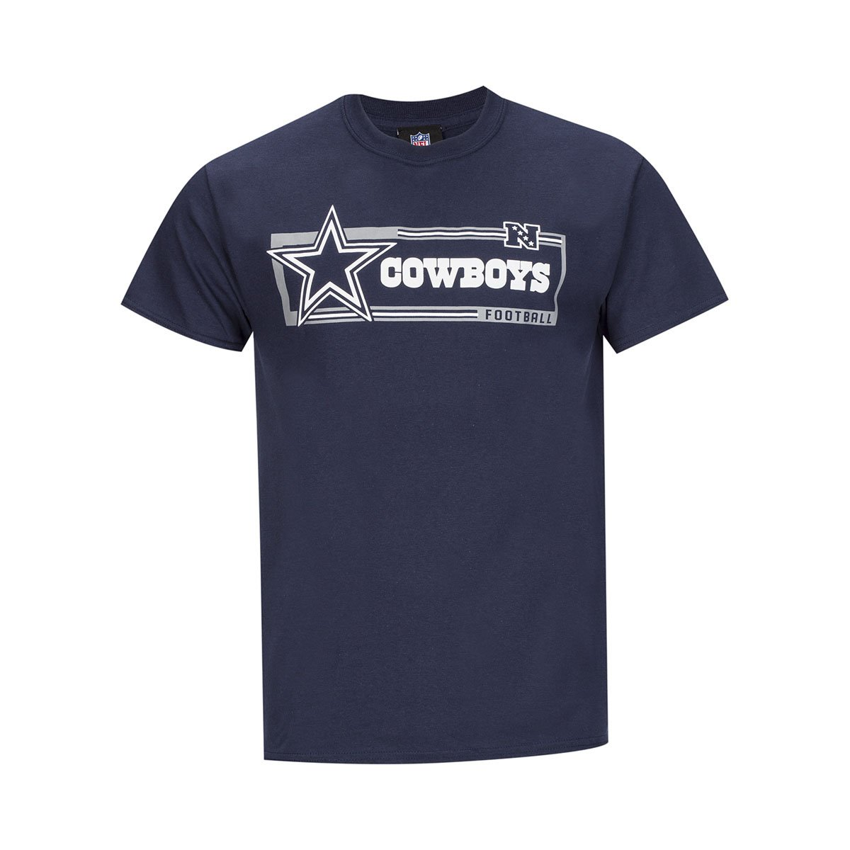 Playera Dallas Cowboys Nfl- Caballero  1d7d54e6ca8