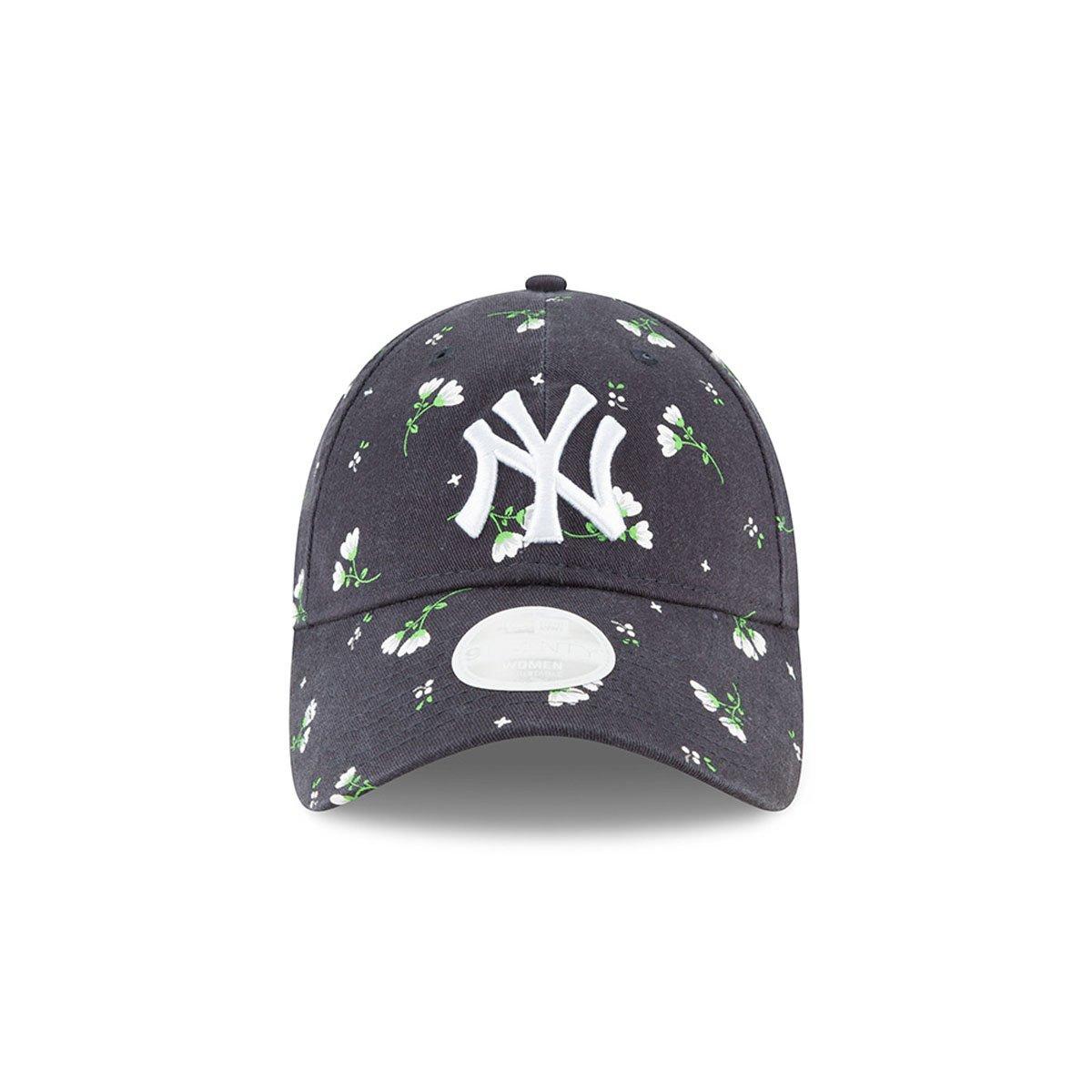 Gorra Ny Yankees New Era - Dama  e86cae30cab4