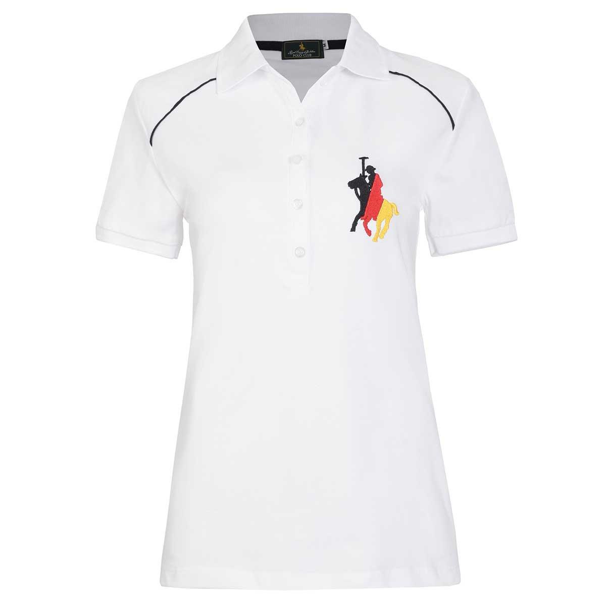 fc7408a356901 Playera Diseño Mundial Alemania Polo Club