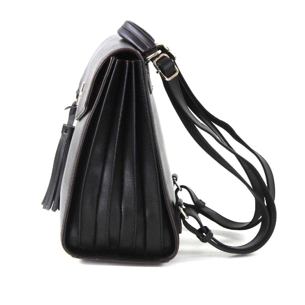 COM entiende SEARS Me Negra Backpack Cloe Bolsa Estilo MX xZOXq1