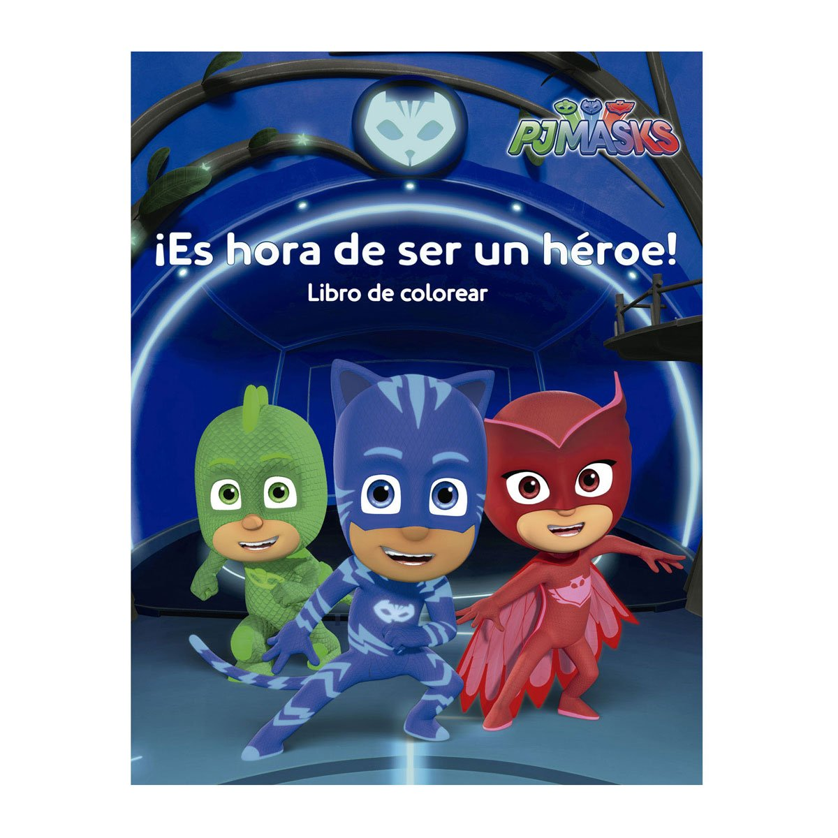 PJ MASKS. JUMBO PARA COLOREAR PENGUIN RHGE | SEARS.COM.MX - Me entiende!