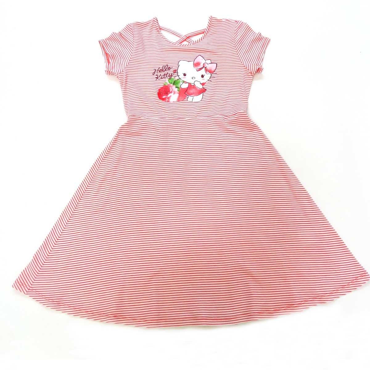 Vestido Con Estampado Hello Kitty | SEARS.COM.MX - Me entiende!