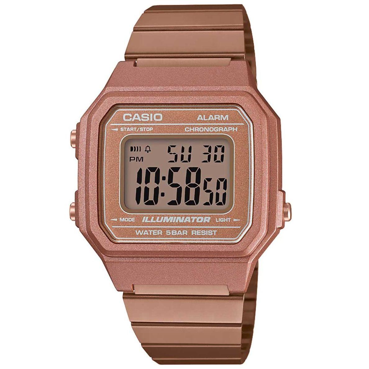 04dcec711094 Reloj Unisex Vintage Casio B650WC-5AVT