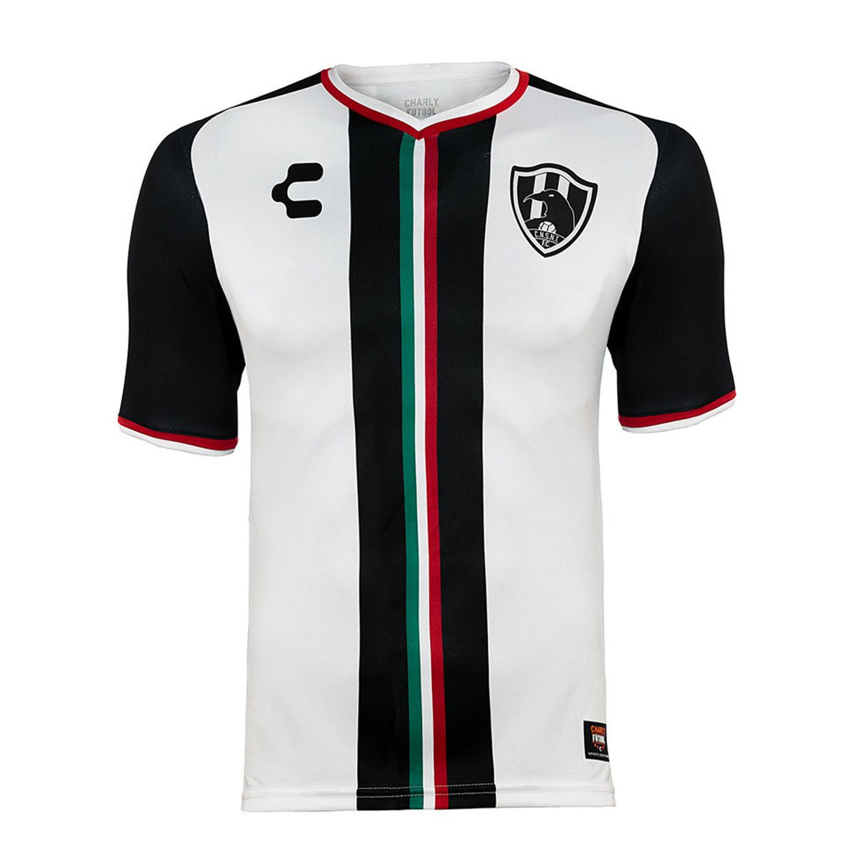 Jersey Club De Cuervos 2018 Local Charly - Caballero  a7a0a892898f3