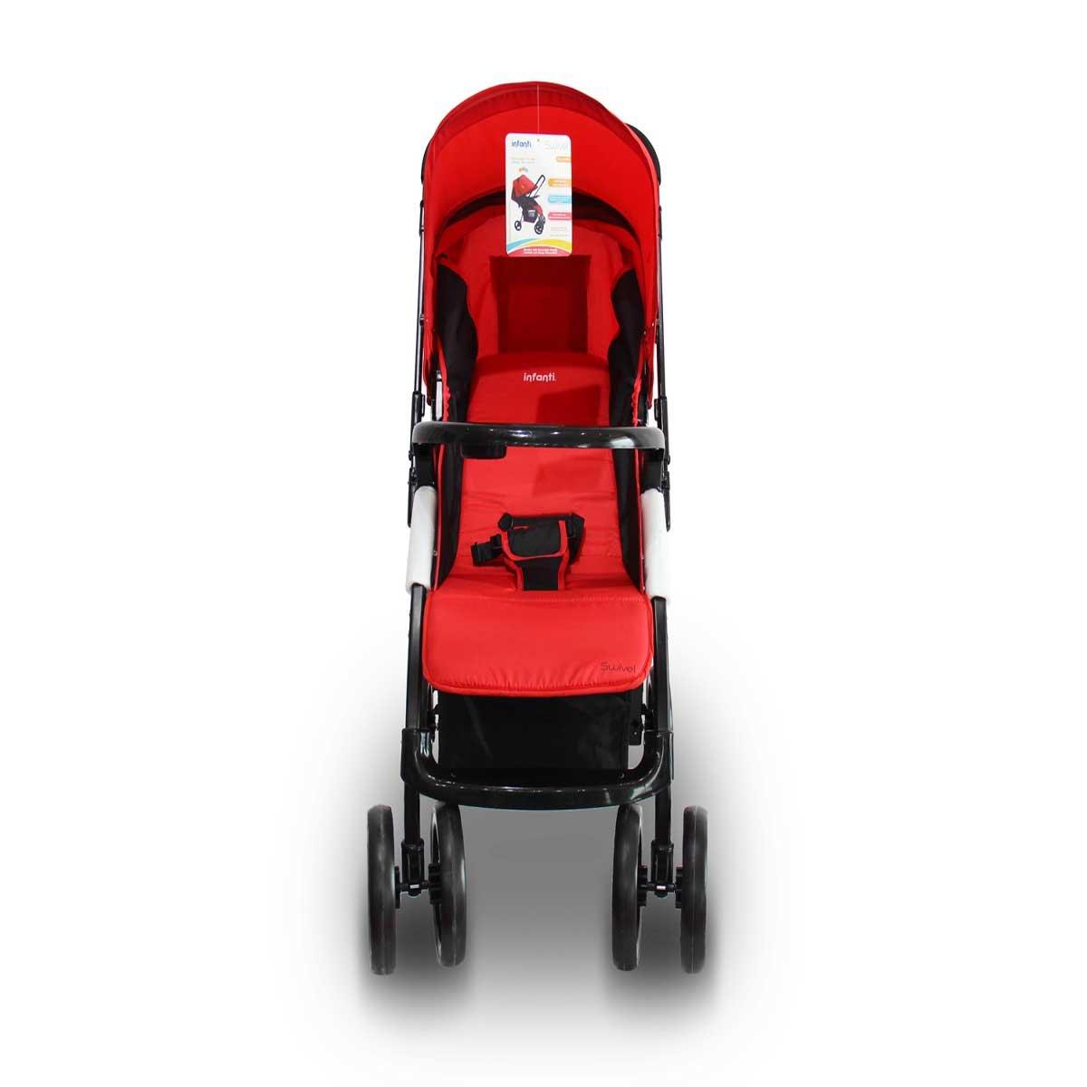 7cfe4ed6c Carriola Mango Reversible Swivel Crimson Infanti | SEARS.COM.MX - Me ...