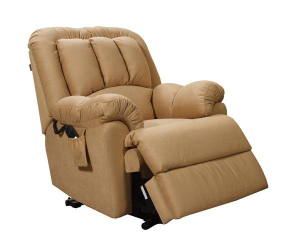 Sillón reclinable Samuray eléctrico con masaje | SEARS.COM.MX - Me ...