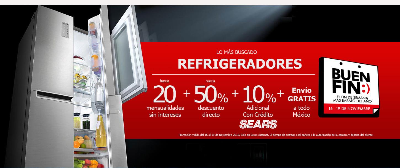 Refrigeradores Buen Fin